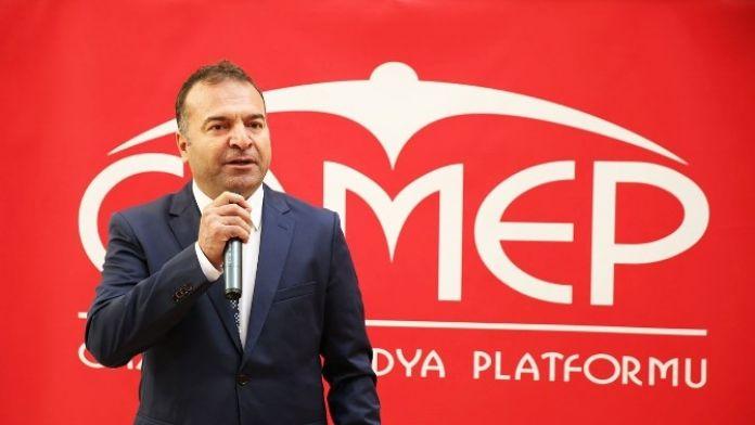 Gamep Başkanı Nazmi Özkoyuncu :