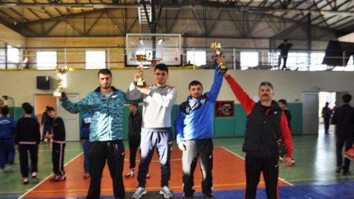 Bigaspor Güreşte Madalyaları Topladı