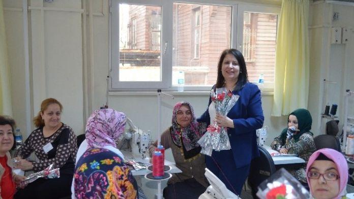 Edirne İŞKUR, Emekçi Kadınları Unutmadı