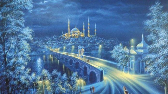 Ünlü Ressam Nalbantis'ten 'Edirne'de Dört Mevsim' Sergisi