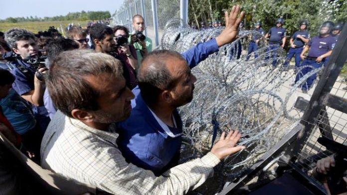 Bir ülke daha sığınmacılara kapılarını kapattı