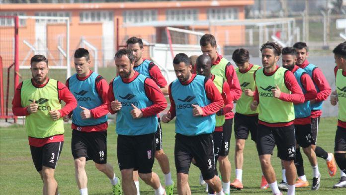 Balıkesirspor'da, Denizlispor maçı hazırlıkları