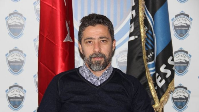 Erciyesspor'da şok istifa