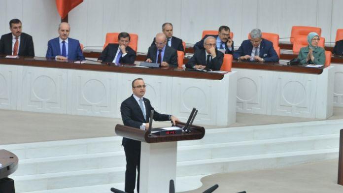 Turan'dan muhalefete 'diktatör' eleştirisi