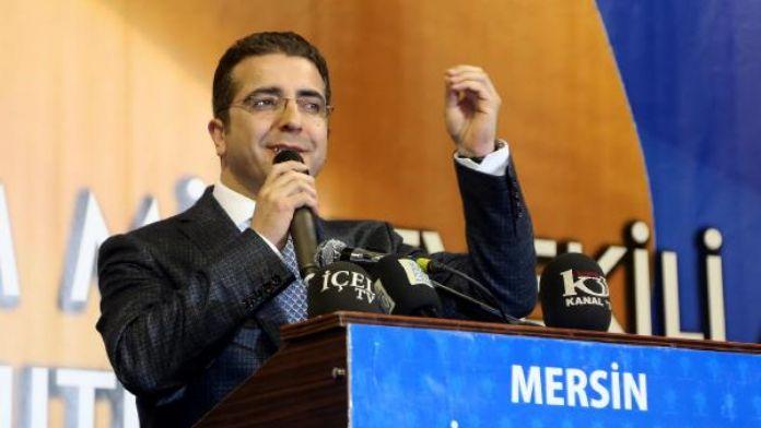 Ak Parti Mersin İl Başkanı Taşpınar istifa etti