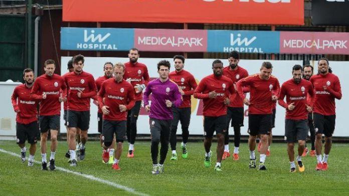 Galatasaray Gençlerbirliği mesaisine başladı