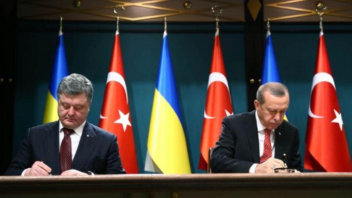 Türkiye ile Ukrayna arasında 3 imza