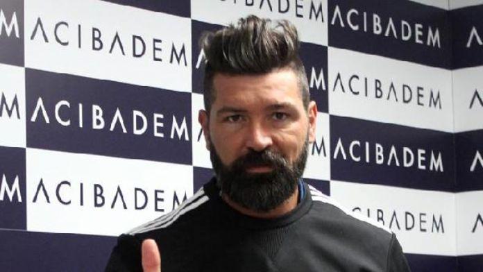 Kayserispor'da teknik direktör Kutlu sağlık kontrolünden geçti