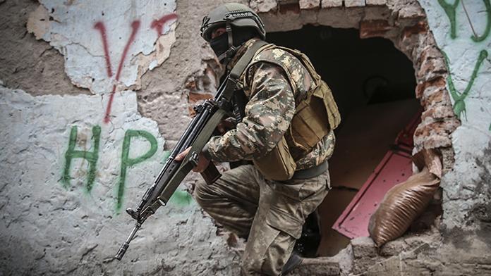 PKK operasyonlarında 103 günde neler yaşandı?