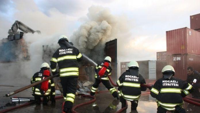 İşyeri Çalışanlarına Yangından Korunma Eğitimi Verilecek