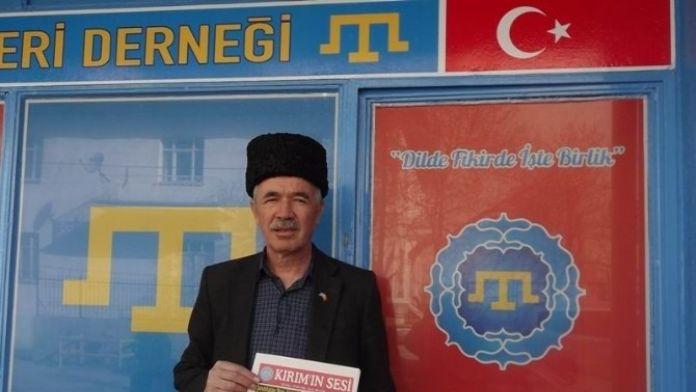 Seydişehir'de 'Kırımın Sesi' Gazetesi Çıkmaya Başladı