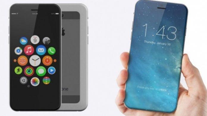iPhone 7S dev bir ekranla gelebilir
