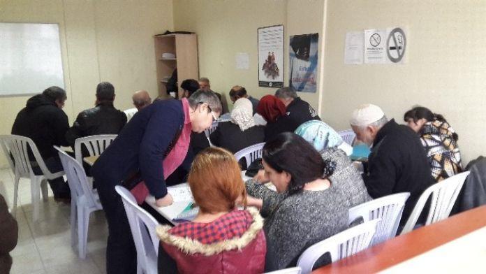 Sığınmacılara 3 Aylık Türkçe Kursu