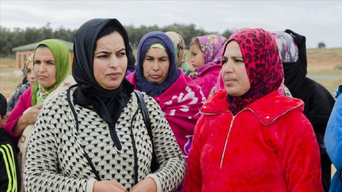 Fas'ta mirastan hak alamayan 'kabile kadınları'