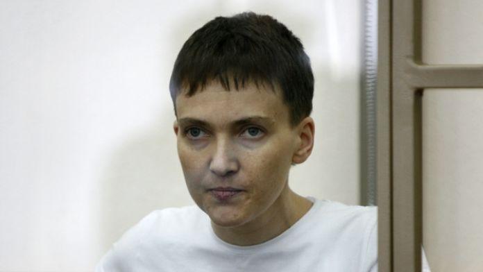 Rusya'nın tutukladığı Ukraynalı pilot açlık eyleminde