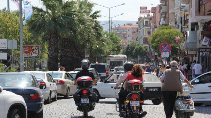 Çanakkale'de Trafiğe Kayıtlı Araç Sayısı 198 Bin Oldu