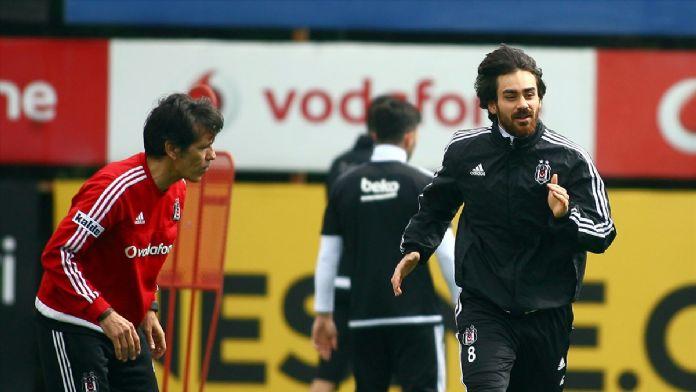 Beşiktaş, Çaykur Rizespor maçı hazırlıklarını sürdürdü