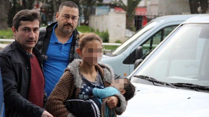 55 Suç Kaydı, 22 Yıl Hapis Cezası Bulunan Genç Kadın Yine Hırsızlık Yaptı