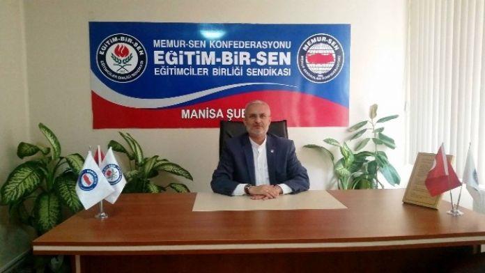 Sofuoğlu: 'Nöbetçi Öğretmen, Güvenlik Görevlisi Değildir!'