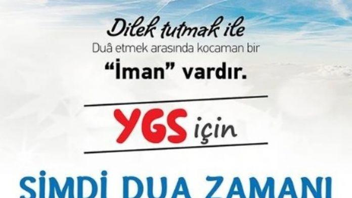 Erzurum AGD'den YGS Etkinliği