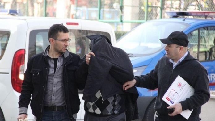 Çaldığı Cep Telefonunu Satarken Yakalanan Şahıs Adliyeye Sevk Edildi