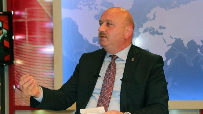 AK Partili Gündoğdu: 'Demirtaş O Kirli Ağzını Açmasın'