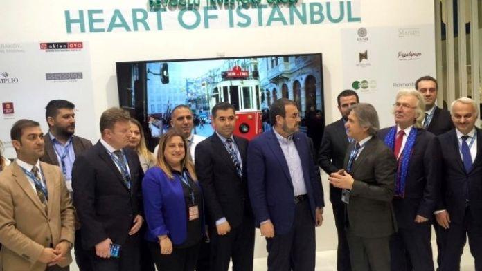 Başkan Demircan: 'Beyoğlu Ve Ülkemizi Tanıtmak Adına Berlin'deyiz'