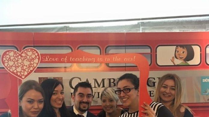 Ünlü Eğitmen Tomlinson, Öğretmenlere Tecrübelerini Aktardı