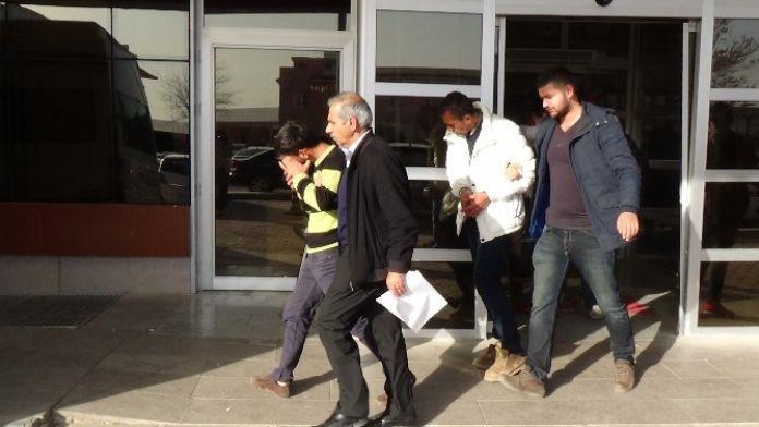 Kilis'te Yakalanan Bombacılar Tutuklandı