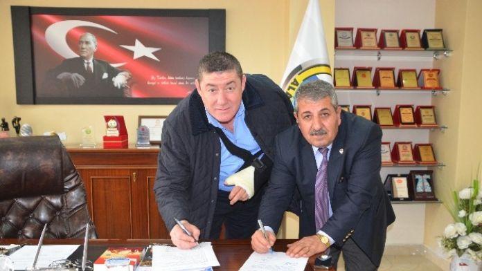 Alaplı Belediyesi'nde Toplu Sözleşme İmzalandı