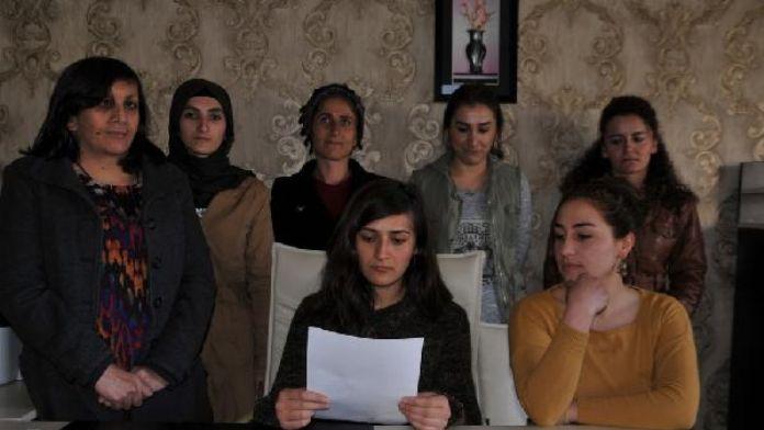 Yüksekovalı kadınlar koca katliamını kınadı