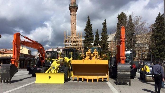 Başkan Cahan; 'Türkiye'nin En Güçlü Belediyeleri Arasındayız'