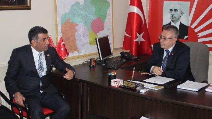 CHP Tunceli Milletvekili Erol: 'Birbirimiz Anlamalı Ve Acılarımızı Bilmeliyiz'