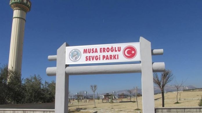 Musa Eroğlu'nun Adı Parkta Yaşatılacak