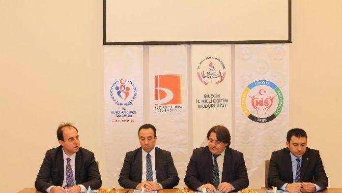 Bilecik Şeyh Edebali Üniversitesinde 'Neşeli Günler' Adlı Sosyal Sorumluluk Projesi Başlıyor