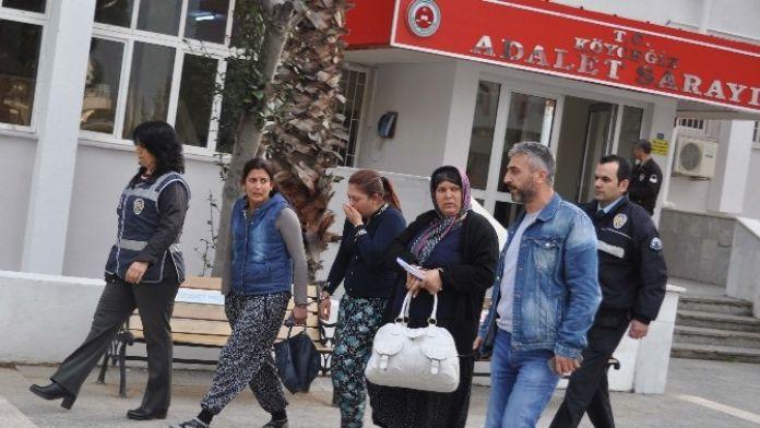 Huylu Huyundan Vazgeçmedi Üç Kadın Yine Tutuklandı