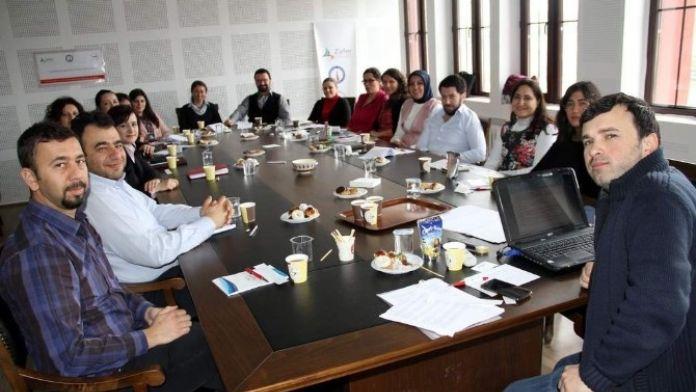 DPÜ'de Proje Yazma Eğitimi