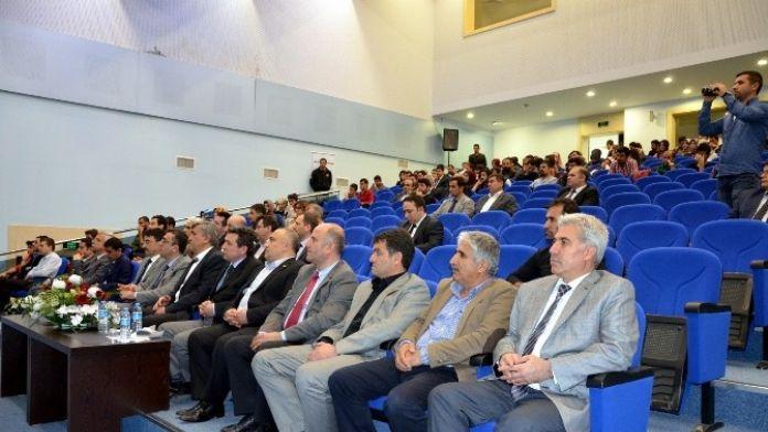 Harran Üniversitesinde 'Küsi' Toplantısı Yapıldı