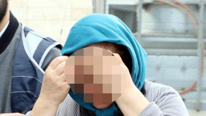 Bavul çaldığı iddiasıyla polis tarafından yakalandı