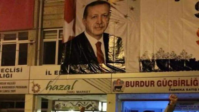 CHP'li başkan Cumhurbaşkanı'na hakaretten gözaltında