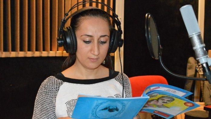 Diyarbakır'da Sesli Kütüphane Oluşturuldu