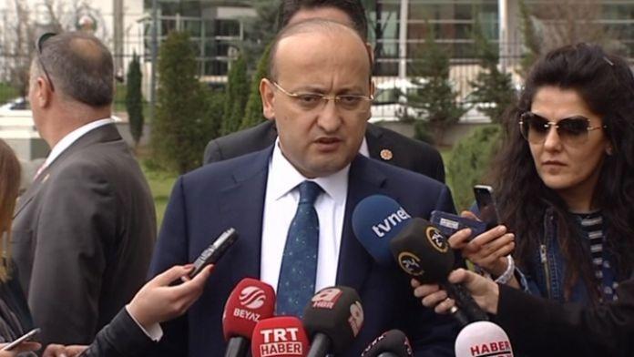 Akdoğan'dan Kılıçdaroğlu'na tepki