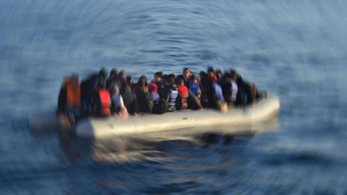 Ege'den 30 ceset çıkarıldı