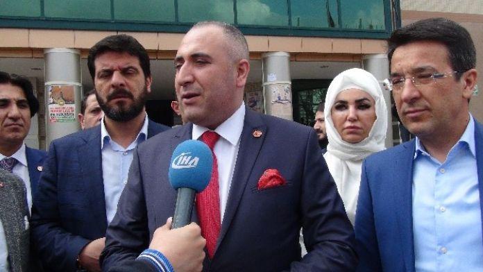 Birkonfed'den Diyarbakır'a Çıkarma