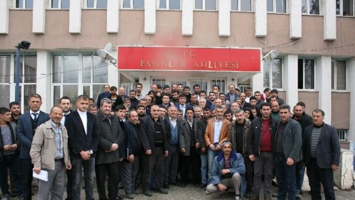 Başkan Sertoğlu Ve Pasinler AK Parti Teşkilatından CHP Liderine Suç Duyurusu