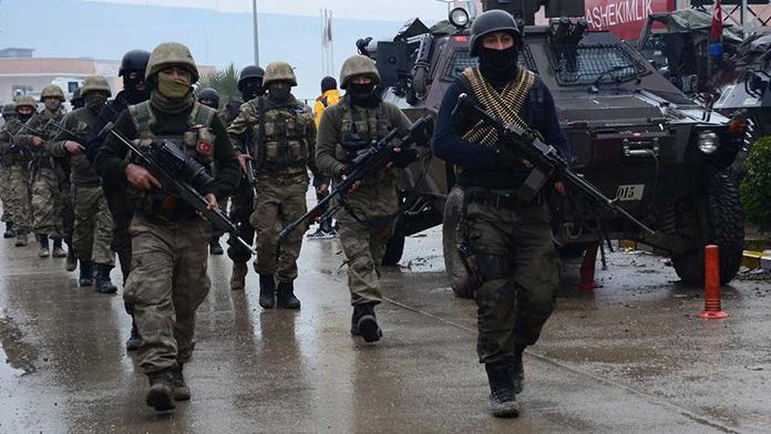 PKK'nın 5 kampı vuruldu