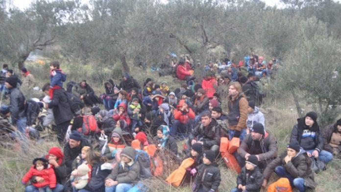 Göçmen kaçakçısı 18 organizatör yakalandı