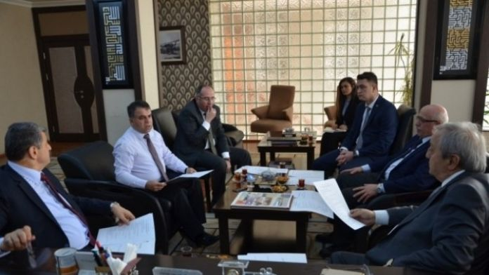 Bakab Safranbolu Belediyesinde Toplandı