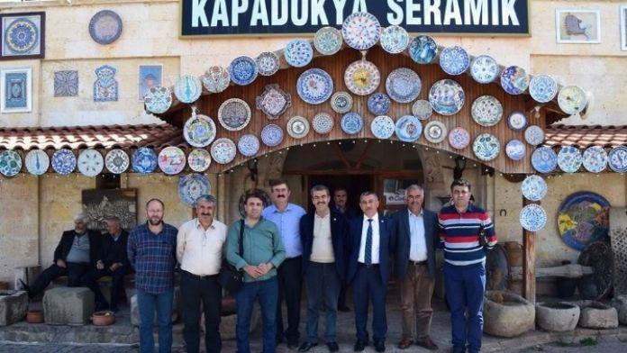 Muhtarlar Kapadokya'yı Gezdi