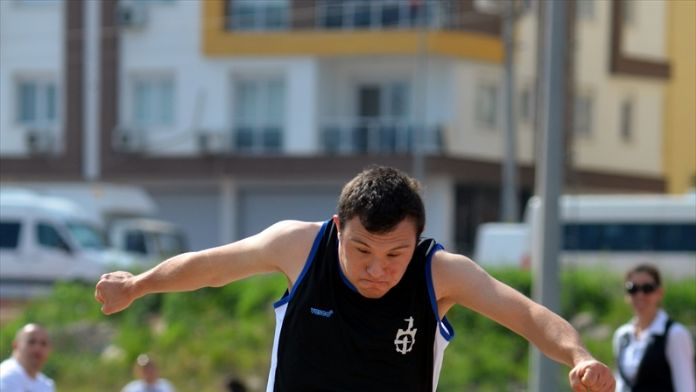 Özel Sporcular Atletizm Bölgeler Şampiyonası